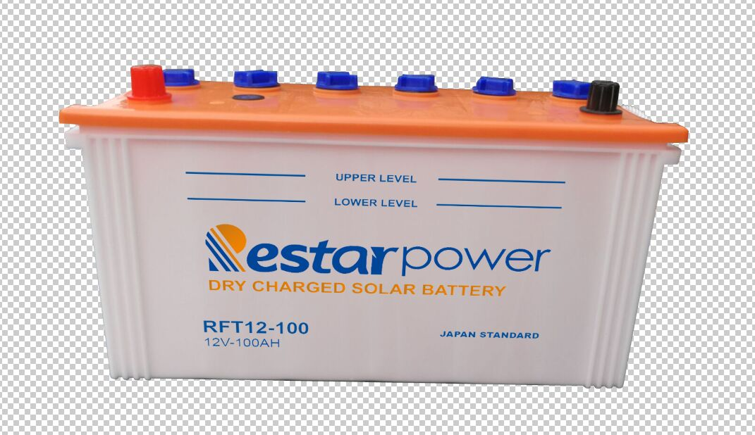 Dry Charged Battery RFT12-100